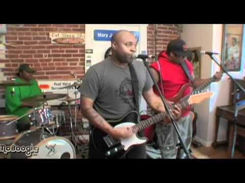 "OUTLAW NATION ""Sunny Day"" - stripped down session @ the MoBoogie Loft (preview)"