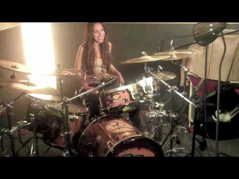 Meytal Cohen - The Outsider by A Perfect Circle - Drum Cover