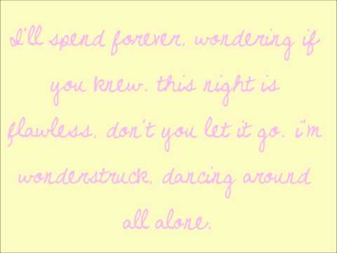 Enchanted By Taylor Swift [Lyrics]