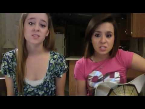 "Us Singing ""Fireflies"" by Owl City! (Cover)"