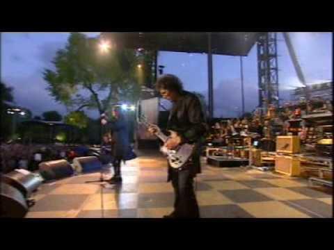 Ozzy Osbourne - Tony Iommi - Phil Collins - Paranoid (Live)