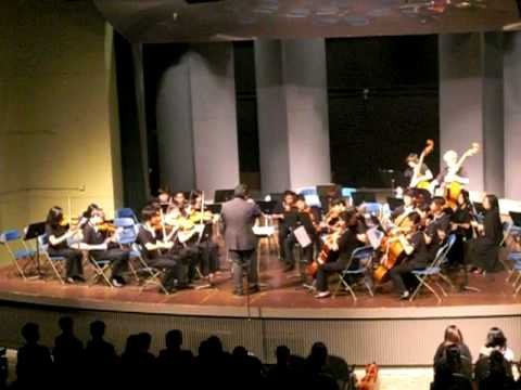 MPI Advanced Orchestra- Mozart Symphony #25