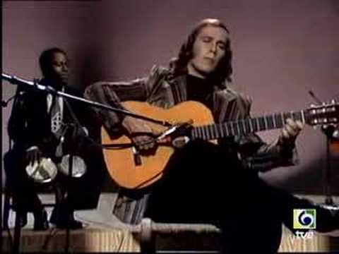Paco de Lucia - Entre dos aguas (1976) full video