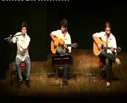 Elegant Gypsy Trio - Mediterranean Sundance