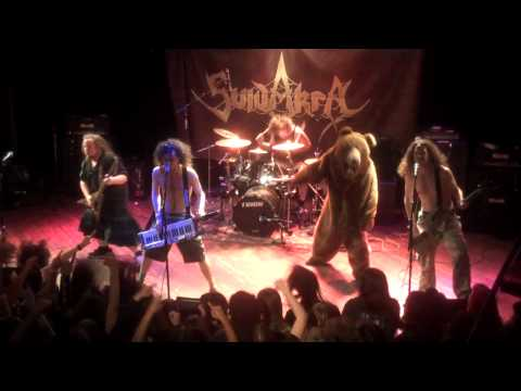 ALESTORM - Leviathan - LIVE - Pagan Knights Tour - LA - Hollywood - March 12 2009