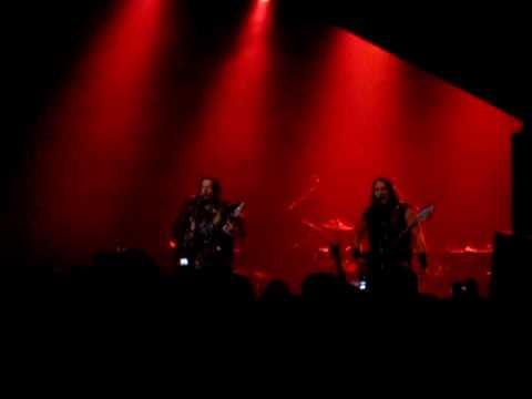 Tyr - Sinklars Visa (Live at Club Soda)
