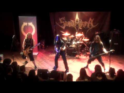 SUIDAKRA - Conlaoch - LIVE - Pagan Knights Tour - LA - Hollywood - March 12 2009