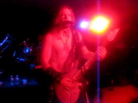 T�r - Hold the Heathen Hammer High LIVE in Mokena