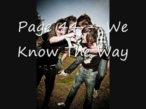 Page 44 We Know The Way Lyrics in Description