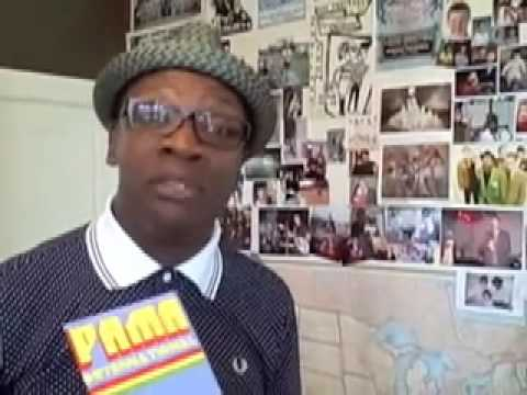 Lynval Golding-The Specials talks about Pama International