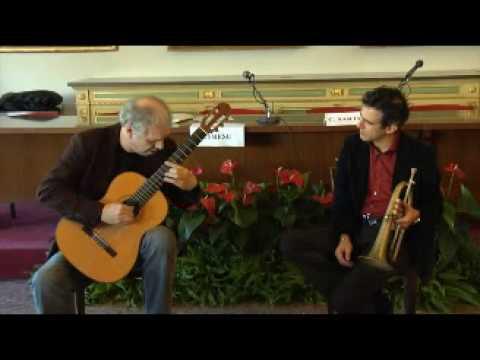 Paolo Fresu e Ralph Towner Teatro Donizetti