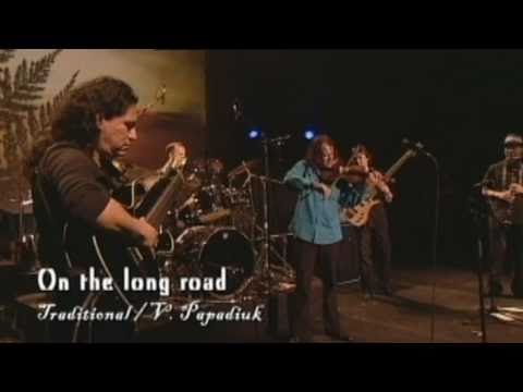 PAPA DUKE (Vasyl Popadiuk) - On the Long Road. LIve In Montreal. (HD).