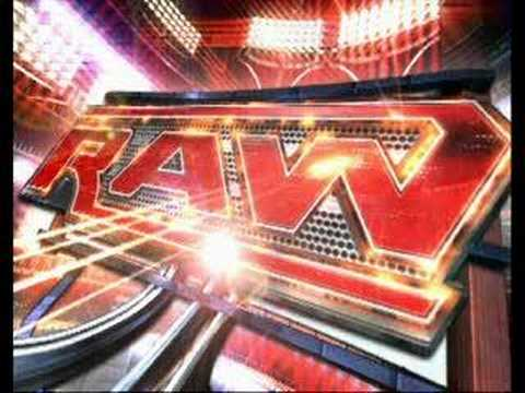 WWE RAW Theme Song-To Be Loved