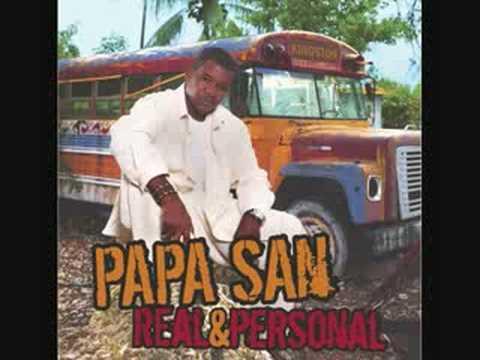 """Papa San """"hippity hippity Hop"""""""
