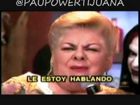 Paquita la del barrio feat Marilyn Mensón