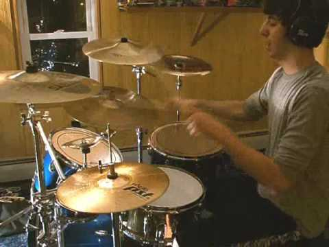 Parabelle - When The Last Words Are Sighs drum cover