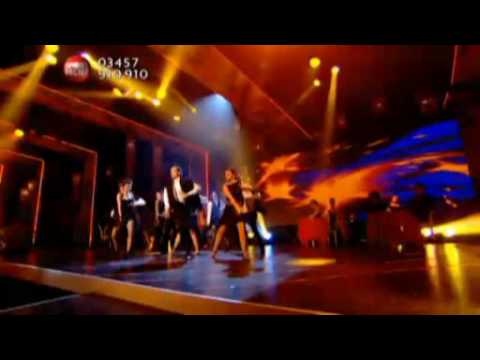 Cheryl Cole | Parachute | Live on Sport Relief (19.03.10)