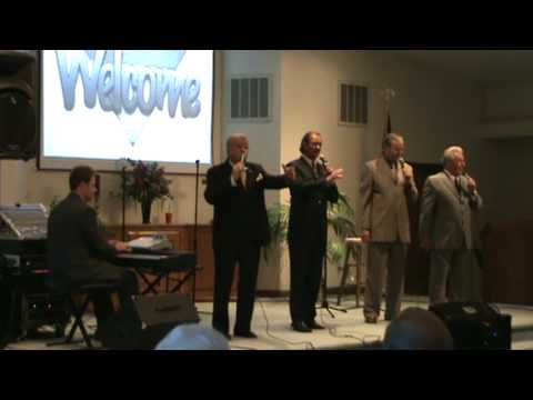 "Harvester`s Quartet Singing, ""When I Move"" Southern Gospel Music"
