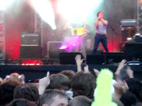 Friendly Fires - Parklife Festival Manchester - 12/06/2010