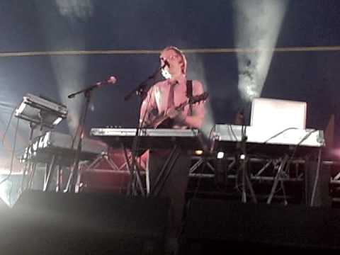 James Yuill - My Fears - Live at Parklife Festival Manchester 12th June 2010