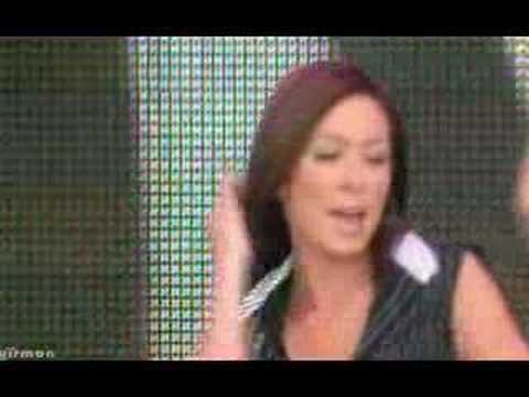 Atomic Kitten - Eternal Flame LIVE at Party In The Park 2003