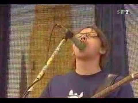 wheatus - A in A live