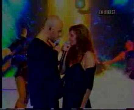 Ingrid Chauvin et Pascal Obispo