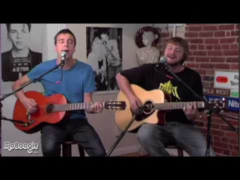 "PASSAFIRE ""Keeping In Touch"" - acoustic @ the MoBoogie Loft (preview)"