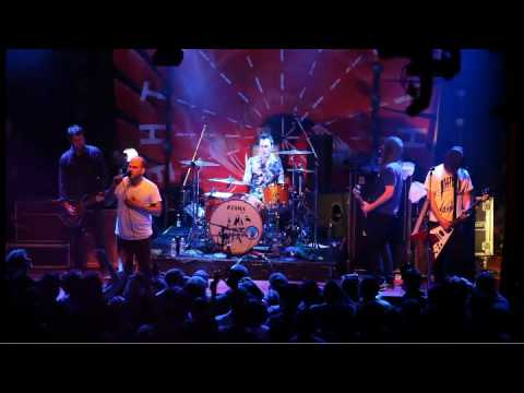The Bronx - Inveigh & Transsexual Blackout (Live - Toronto, CAN - 3.10.2010)