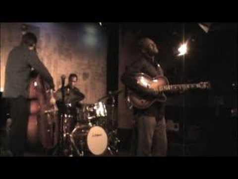 Bobby Broom Trio in Bern