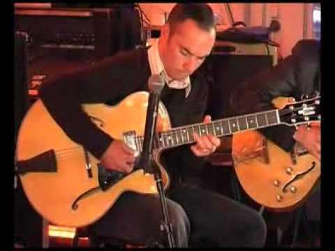 Rocky Gresset - David Reinhardt - Adrien Moignard - Polkadots & Moonbeams