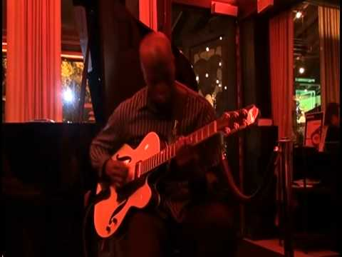 Joel Cross w/Eric Scortia Trio