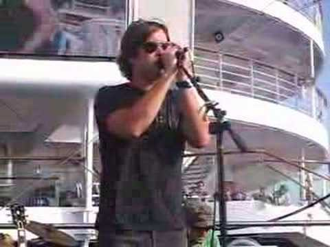 Pat McGee Band - Come Back Home - Cayamo 2008