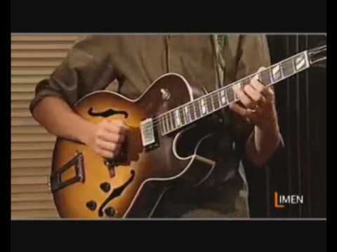 Jazz Music Video - Modern jazz guitar - Lorenzo Frizzera Trio - Blind