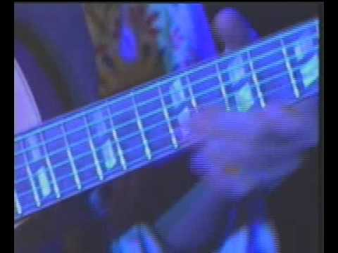 How Insensitive - Pat Metheny & Steve Rodby solos