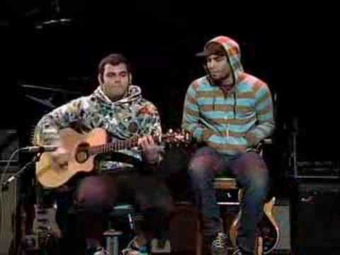 "Patent Pending - ""Old And Out Of Tune"" Live Acoustic"