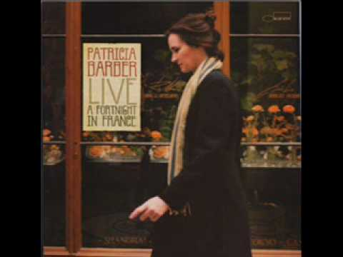 "Patricia Barber ""If I were blue"""