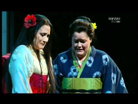 Butterfly - extrait dernier acte - Patricia Racette