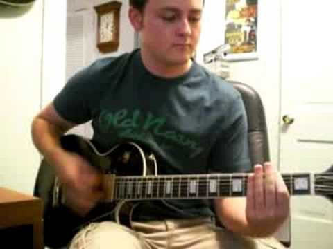 Fall Out Boy Patron Saint of Liars and Fakes cover guitar