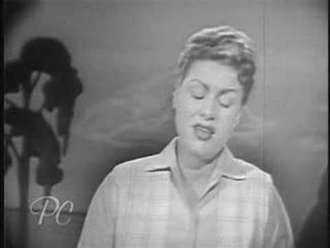 "Patsy Cline ""How Can I Face Tomorrow"""