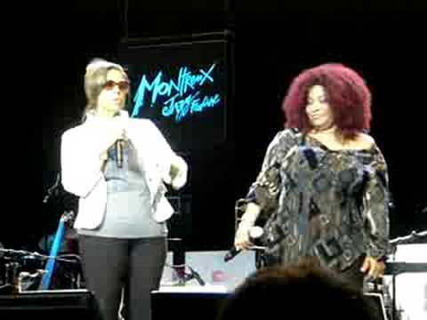 Chaka Khan and Patti Austin Live at Montreux 2008