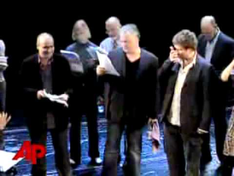 Les Miserables 21st Anniversary Rehearsal Video - Original London Cast Reunited