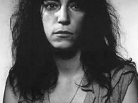 Patti Smith- Birdland