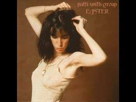 "Patti Smith - ""Rock `N` Roll Nigger"""