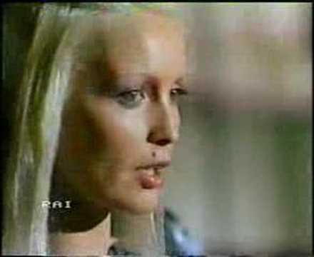 """Patty Pravo """"Per una bambola"""" Festival di Sanremo 1984"""