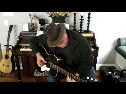 Paul Geremia Demos a 1932 Gibson L-00 12-Fret Acoustic