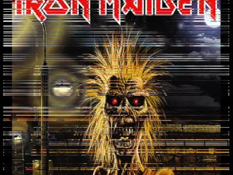 Iron Maiden - Prowler (with lyrics)
