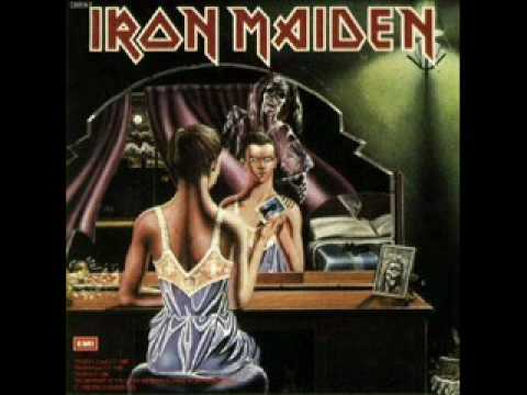 Iron Maiden - Twilight Zone (with lyrics)