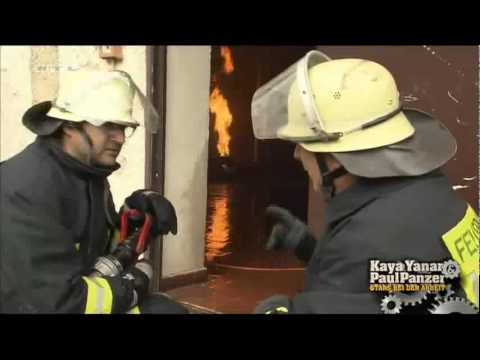 YouTube Paul Panzer bei der Feuerwehr Teil 3