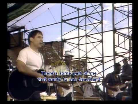 Paul Simon: Graceland, concert Zimbabwe / South Africa